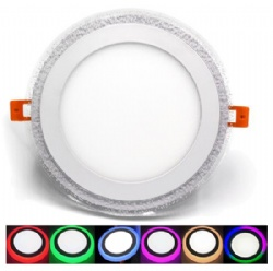Dual Color Under Surfaced LED Panel Light